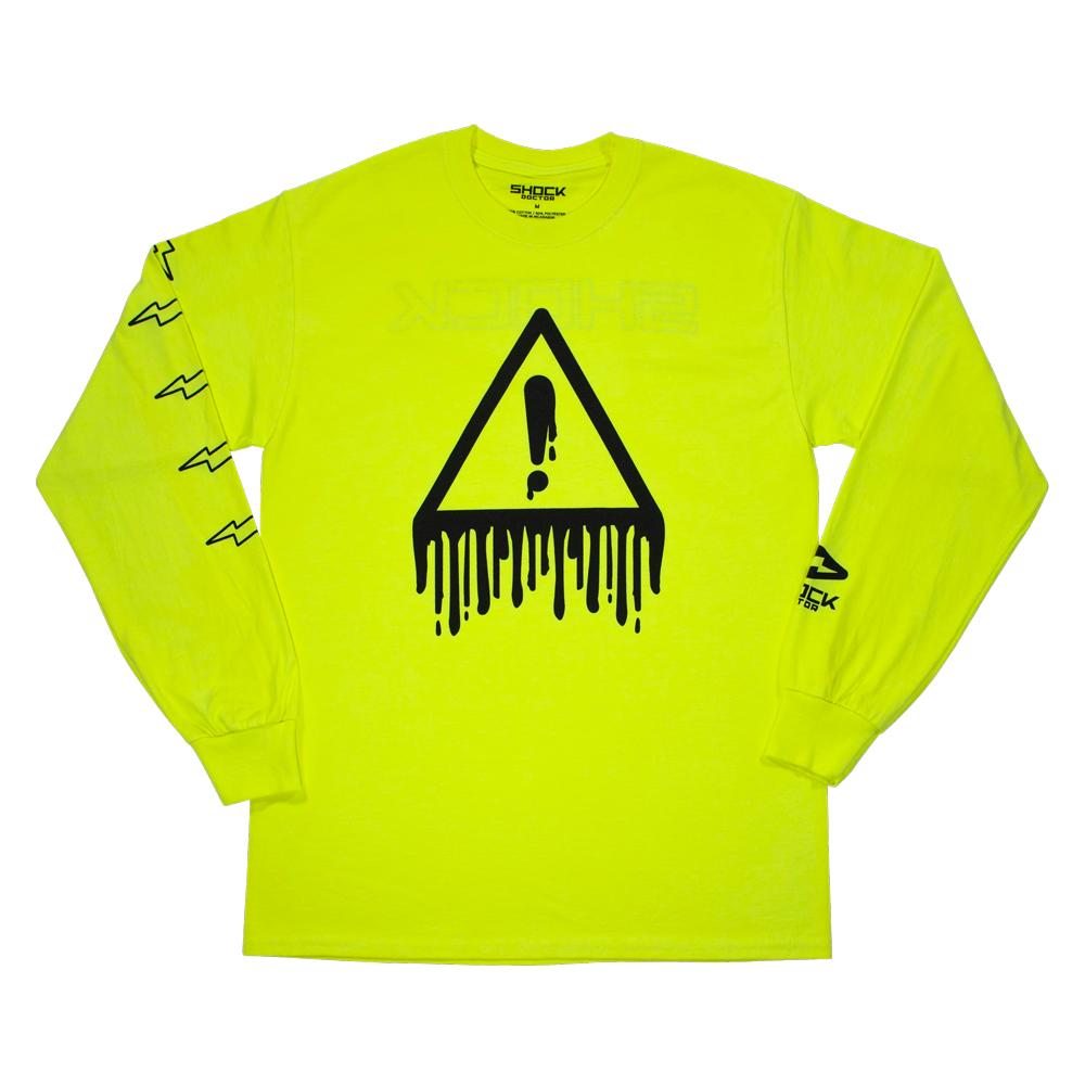 High Voltage Drip Long Sleeve Shirt