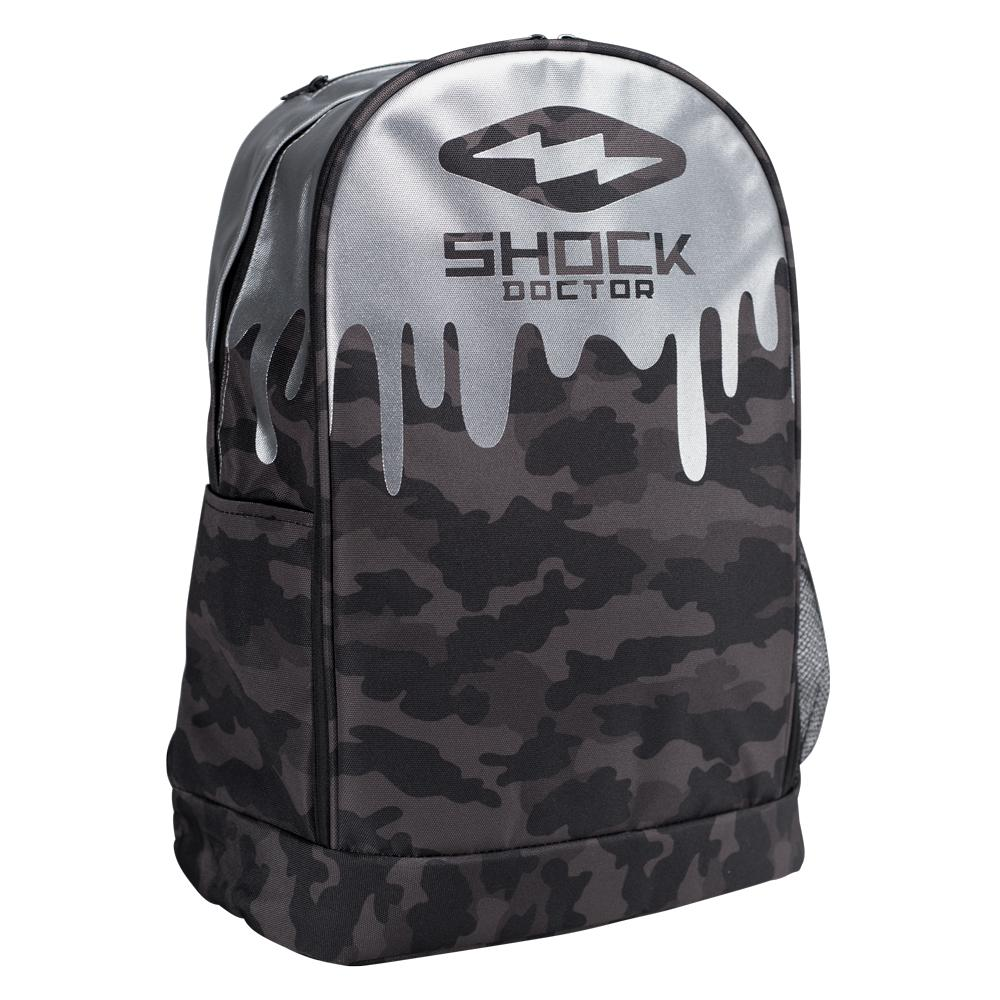 Premium Camo Drip Backpack