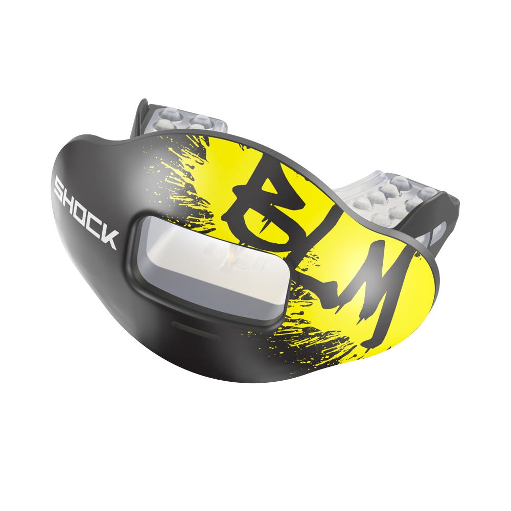 Black Lives Matter Max AirFlow Football Mouthguard