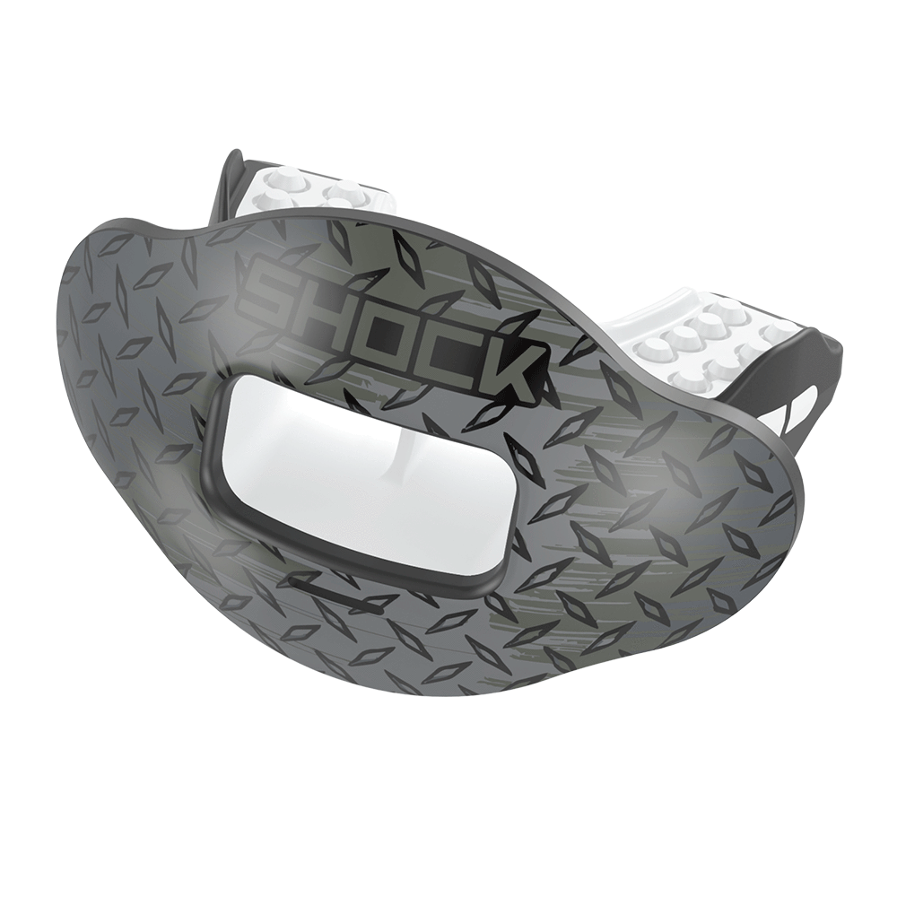 Diamond Plate Max AirFlow Football Mouthguard