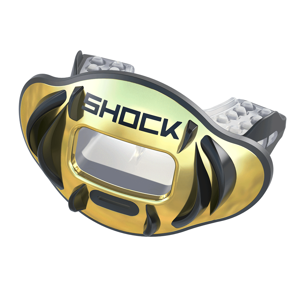 Chrome 3D Fang Max AirFlow Mouthguard