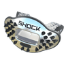 Chrome 3D Silver Spike Max AirFlow Mouthguard