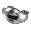 Chrome Solid Max AirFlow Football Mouthguard
