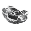 Black Camo Max AirFlow Football Mouthguard