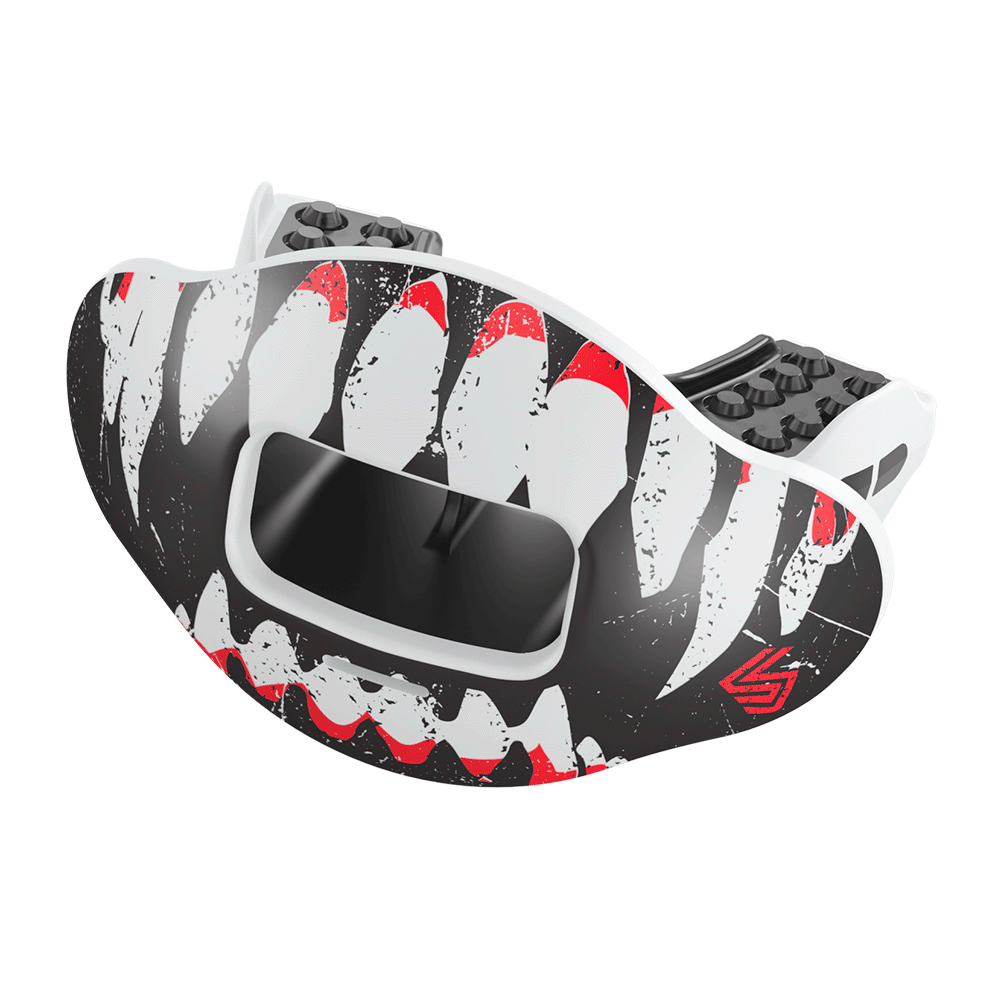 Bloody Fangs Max AirFlow Football Mouthguard