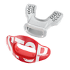 Interchange Lip Guard Mouthpiece + Printed Shield