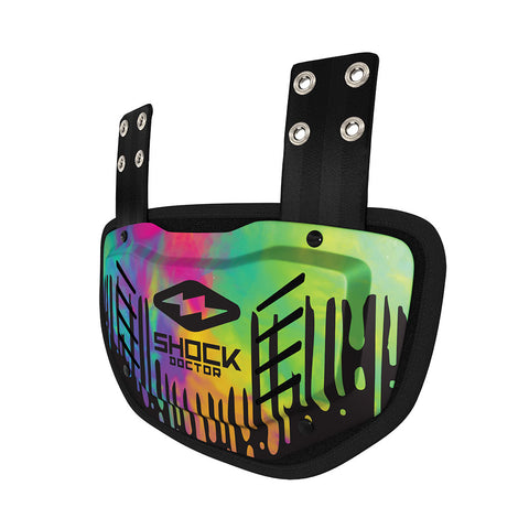 Showtime Tie-Dye Drip Back Plate