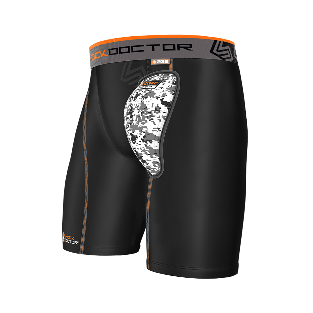 Compression Short with AirCore™ Soft Cup