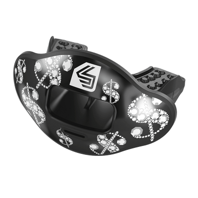 Chrome Money Max AirFlow Football Mouthguard