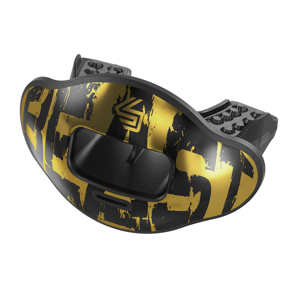 Chrome Beast Max AirFlow Football Mouthguard