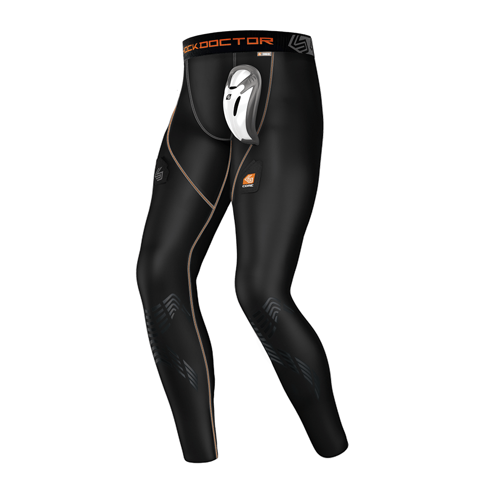 Core Hockey Pant with Bio-Flex Cup for Youth and Adult