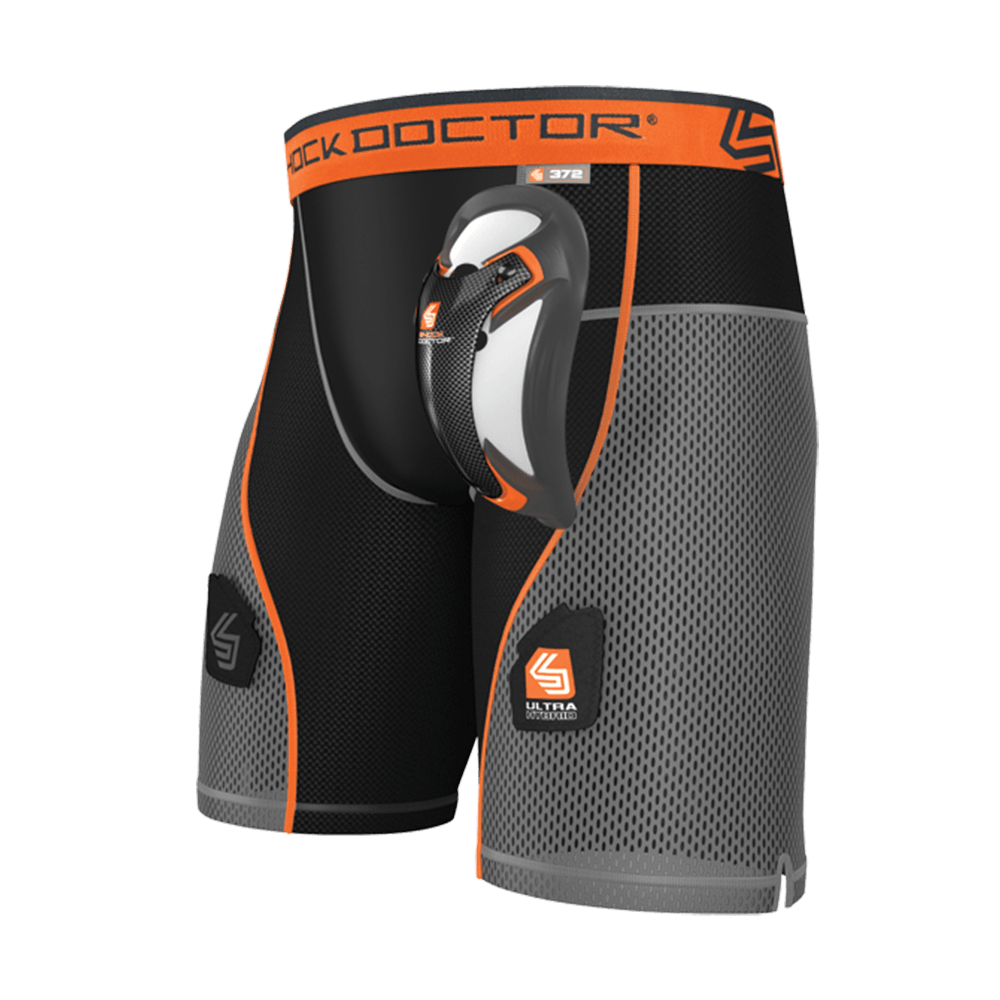 Ultra Hybrid Hockey Short with Ultra Carbon Flex Cup