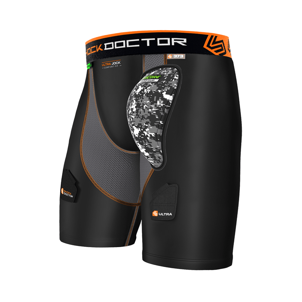 Ultra Compression Hockey Short w/AirCore™ Hard Cup