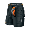 ShockSkin LAX Relax Fit 5-Pad Short with Ultra Carbon Flex Cup