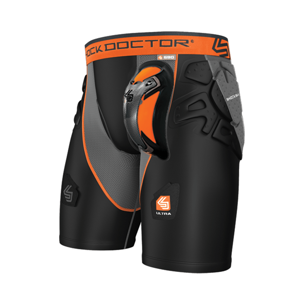 Ultra ShockSkin Hockey Short with Ultra Carbon Flex Cup