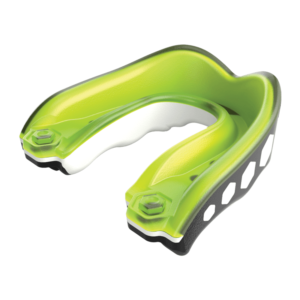 Shock Doctor Classic Fit Mouth Guard Flavor Fusion Limontensity Youth Ages 10