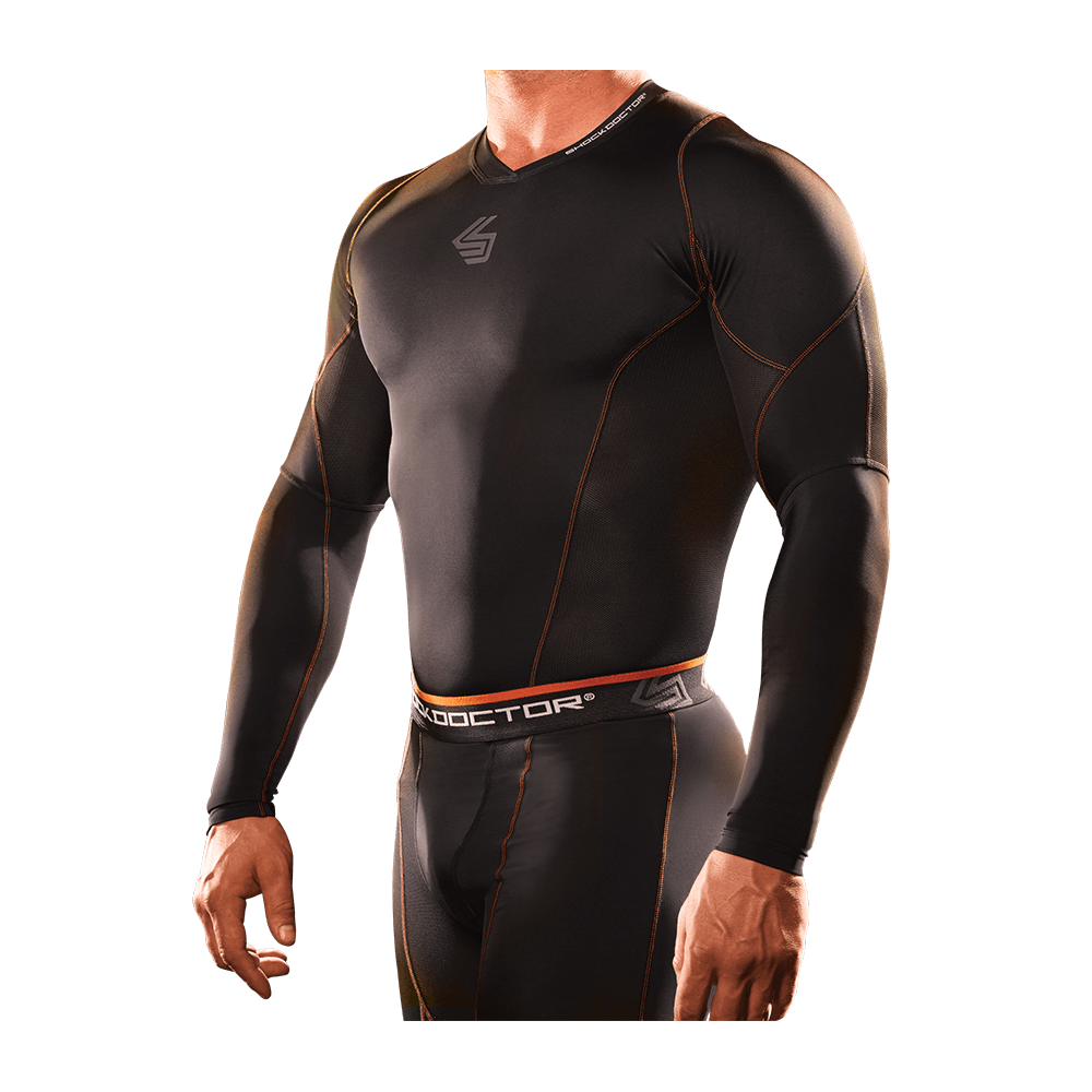 SVR® Recovery Compression Long Sleeve Shirt