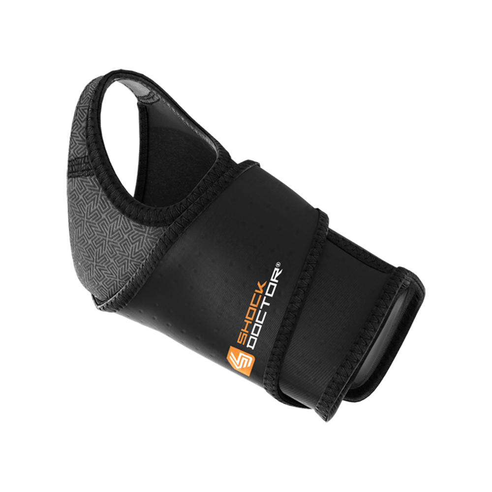 Wrist Sleeve-Wrap Extended Support with Gripper Palm