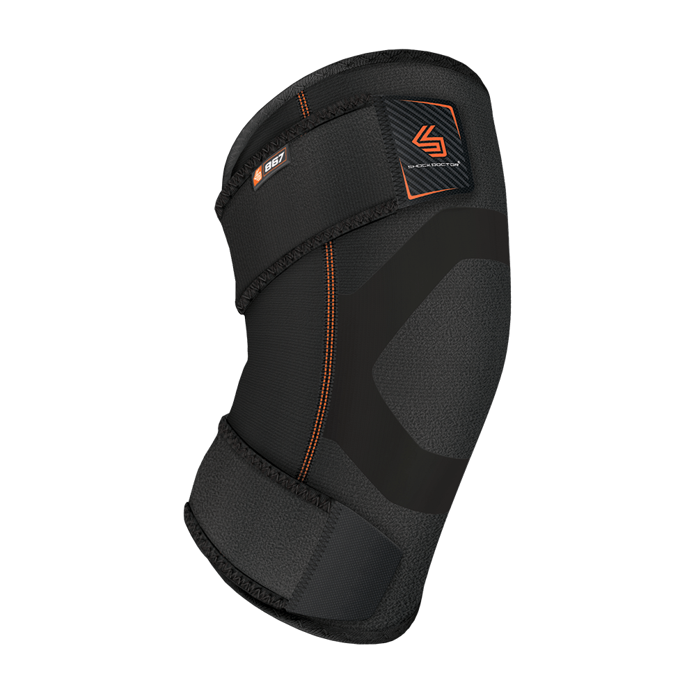Knee Compression Wrap