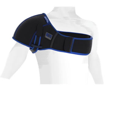 RE+ Shoulder Ice recovery compression wrap