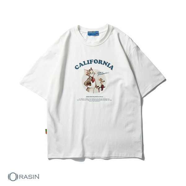 California T-Shirts ( M TO XXL )