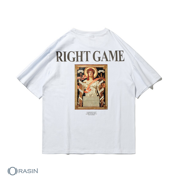 Right Game T-shirts ( S TO XL )
