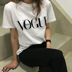 Vogue T-shirts ( S To XXL )