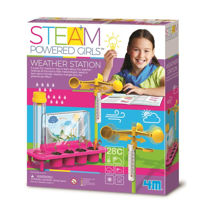 4M - STEAM POWERED GIRLS - WEATHER STATION