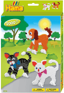 Hama Beads Dogs and Cats Set