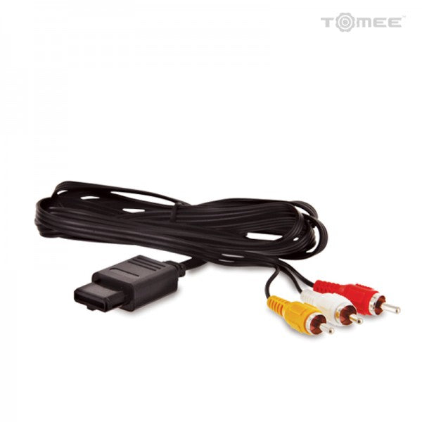 AV Cable for GameCube®/ N64®/ Super NES® - Tomee