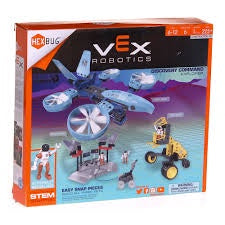 Hexbug Vex Robotics Explorer Discovery Command Construction Set