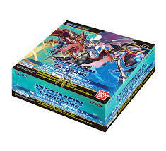 Digimon Card Game Series 01 Special Booster Box Version 1.5