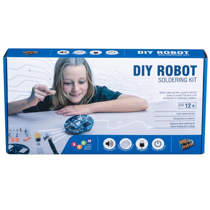 Soldering Kit | DIY Robot Combo | Build Your own Robot