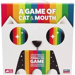 A Game of Cat & Mouth By Exploding Kittens