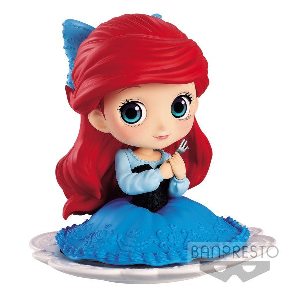 Q POSKET - SUGIRLY DISNEY CHARACTERS - ARIEL (A: NORMAL COLOR VER)