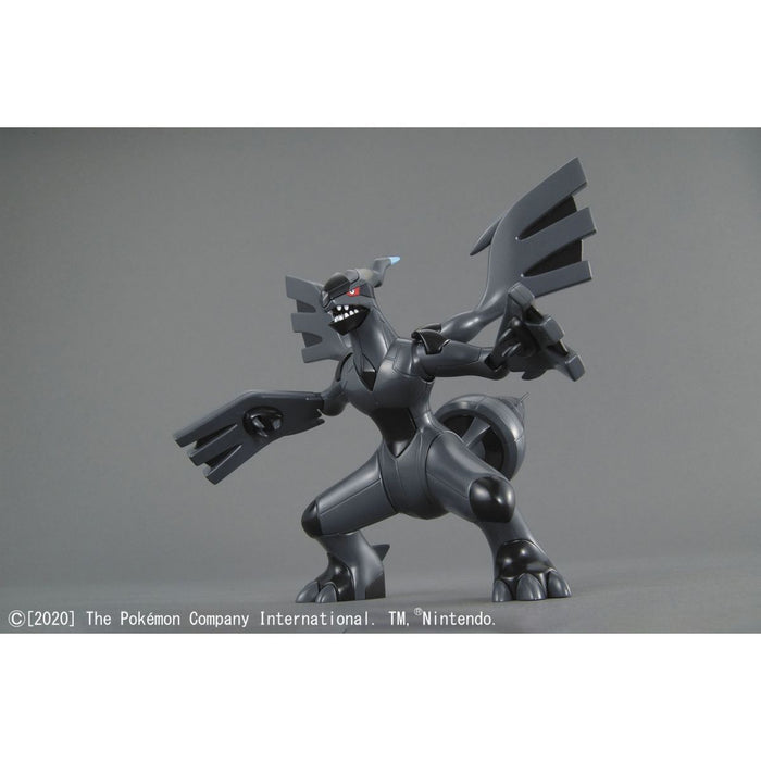 "Zekrom ""Pokemon"", Bandai Spirits Pokemon Model Kit"