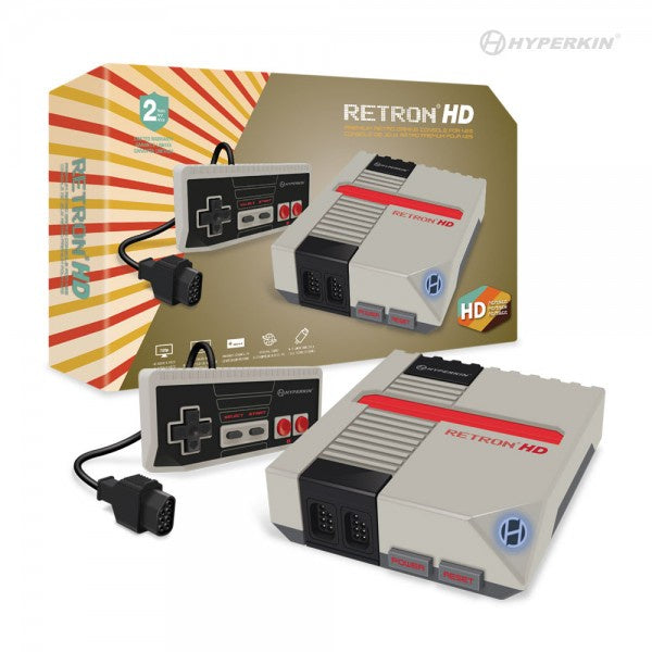 RetroN 1 HD Gaming Console for NES® (Gray) - Hyperkin