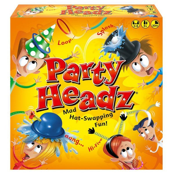 Party Headz Fast-Paced Board Game