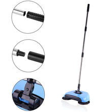 Load image into Gallery viewer, Turbo Broom - Cordless Energy Saver Sweeper