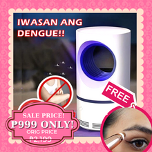 Load image into Gallery viewer, AZE Portable Electronic Mosquito Killer + FREE GIFT ⭐⭐⭐⭐⭐