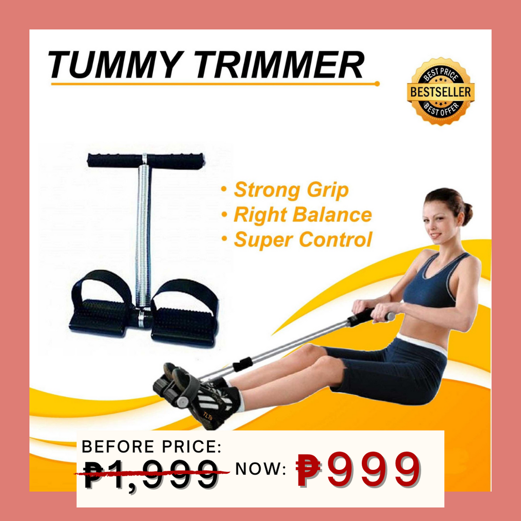 11.11 SALE TUMMY TRIMMER + FREE GIFT ⭐⭐⭐⭐⭐