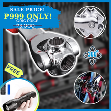Load image into Gallery viewer, AZE 48-in-1 Universal Socket Wrench +  FREE GIFT ⭐⭐⭐⭐⭐