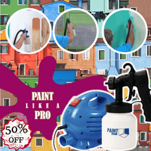 Load image into Gallery viewer, SPRAY GUN ULTIMATE PORTABLE PAINTING MACHINE