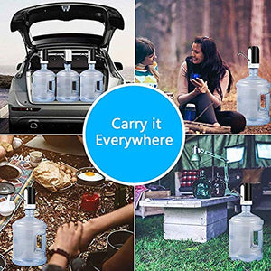 PORTABLE DRINKING WATER PUMP ⭐⭐⭐⭐⭐