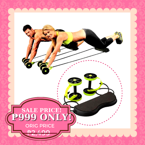 AZE  (WOMEN) POWERFUL ABS TRAINER + FREE GIFT ⭐⭐⭐⭐⭐