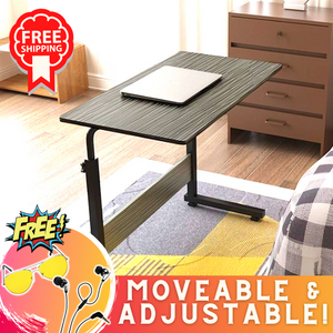 CLASSIQUE MOVEABLE ADJUSTABLE PORTABLE LAPTOP TABLE + EARPHONES & NIGHT VIEW VISION GLASSES