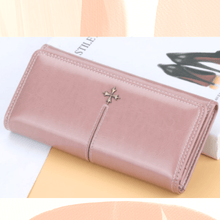 Load image into Gallery viewer, BUY 1 TAKE 1 LONG ANASTASIA LUXURY PHONE WALLET PURSE 💕