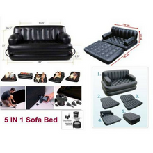 Load image into Gallery viewer, Amazing 5 in 1 Sofa Bed + FREE Electric Pump