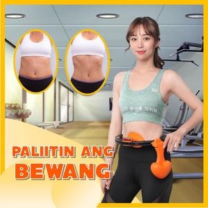 Never Falling Portable Smart Exercise Hula Hoop ⭐⭐⭐⭐⭐