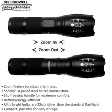 Load image into Gallery viewer, (BUY 1 TAKE 1) ULTRA BRIGHT TACTICAL FLASHLIGHT ⭐⭐⭐⭐⭐